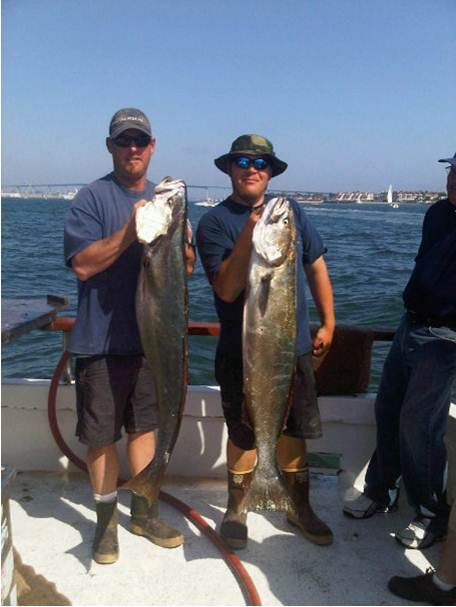 2014 – San Diego – 1 5 Day – Offshore Tuna Trip – Best Fishing Places